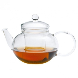 German Glass Miko 5 Cup Teapot German Glass Stove-Top Kettle, Glass Kettle, Glass Teapot, glass tea pot,